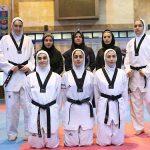 مازندران با ۳ هوگوپوش دختر در بازیهای آسیایی جاکارتا حاضر میشود