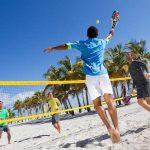 تیمها و نفرات برتر مسابقات تنیس ساحلی قهرمانی کشور مشخص شدند