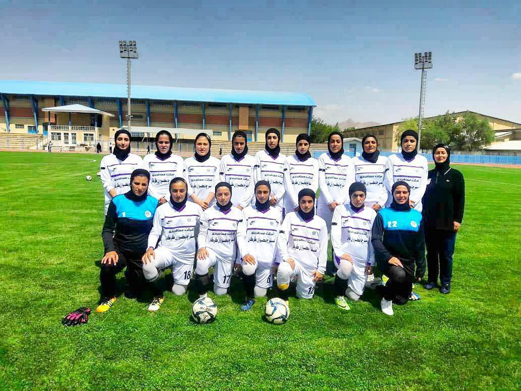 حضور بانوان مازندرانی پس از مدتها در سطح اول فوتبال کشور/سپیدار قائمشهر لیگ برتری شد