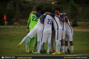 تصاویر پیروزی کتالم مقابل زرندین نکا در هفته اول لیگ برتر فوتبال مازندران