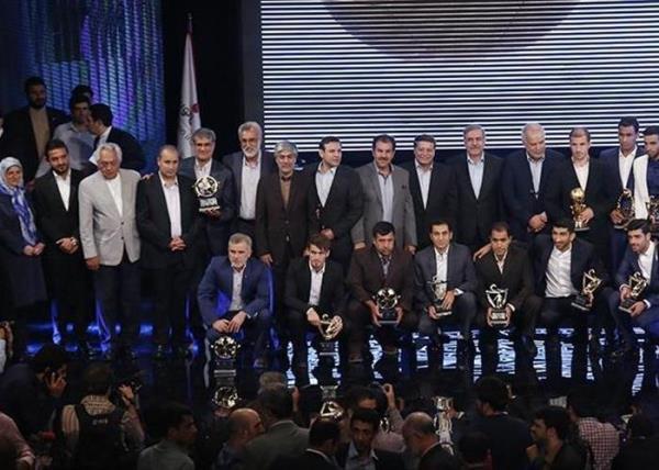 مراسم برترین های فوتبال ایران روز اول مرداد برگزار میشود