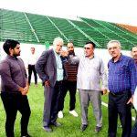 بهروان:شهرداری قائمشهر به قولش وفا نکرد / نصب دکل های پروژکتور و اسکوربورد از هفته آینده !