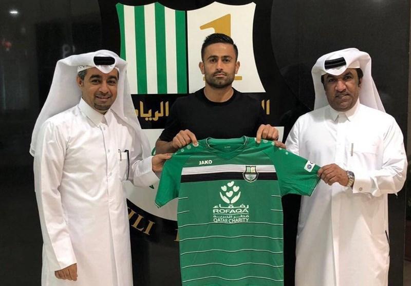 امید ابراهیمی: میخواهم نامم را در تاریخ باشگاه الاهلی ثبت کنم
