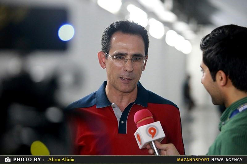 صالح: من نمی دانم مشکلات تیم خونه به خونه چه ربطی به تیم شهید سپاسی دارد؟