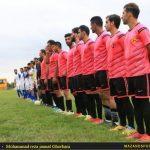 برتری شهروند رامسر مقابل آمارد آمل در لیگ برتر فوتبال استان مازندران