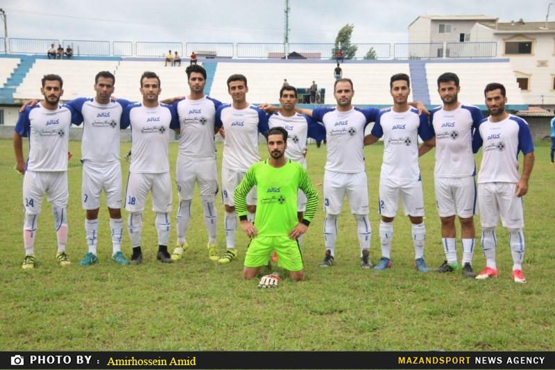 تصاویر پیروزی دریا حربده محمود آباد مقابل کتالم در هفته چهارم لیگ برتر استان مازندران