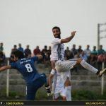 تصاویر دربی شاهین سراج و شهدای مقاومت جویبار در لیگ برتر مازندران