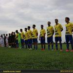 تصاویر شکست شهدالمراسک گلوگاه در خانه مقابل کتالم در لیگ برتر جام کاسپین