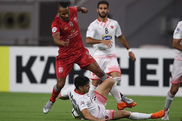 پرسپولیس مقابل الدحیل قطر شکست خورد/ سرنوشت صعود در «آزادی»