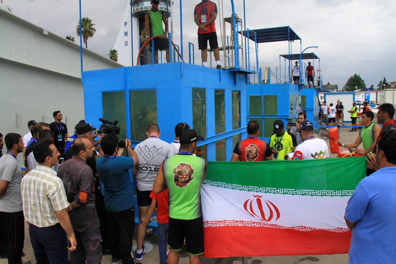 قهرمانی ایران در مسابقات ارتش های جهان دور از انتظار نیست