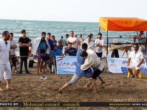 معرفی قهرمانان کوراش ساحلی مازندران در محمودآباد