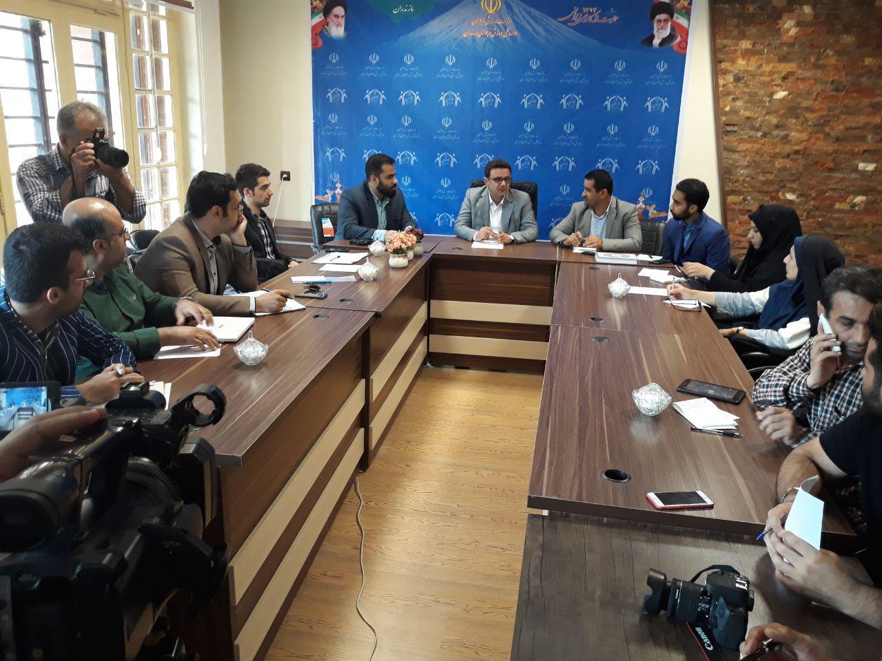 در گردهمایی اصحاب رسانه با مدیرکل ورزش و جوانان استان در خانه جوانان مازندران چه گذشت !؟