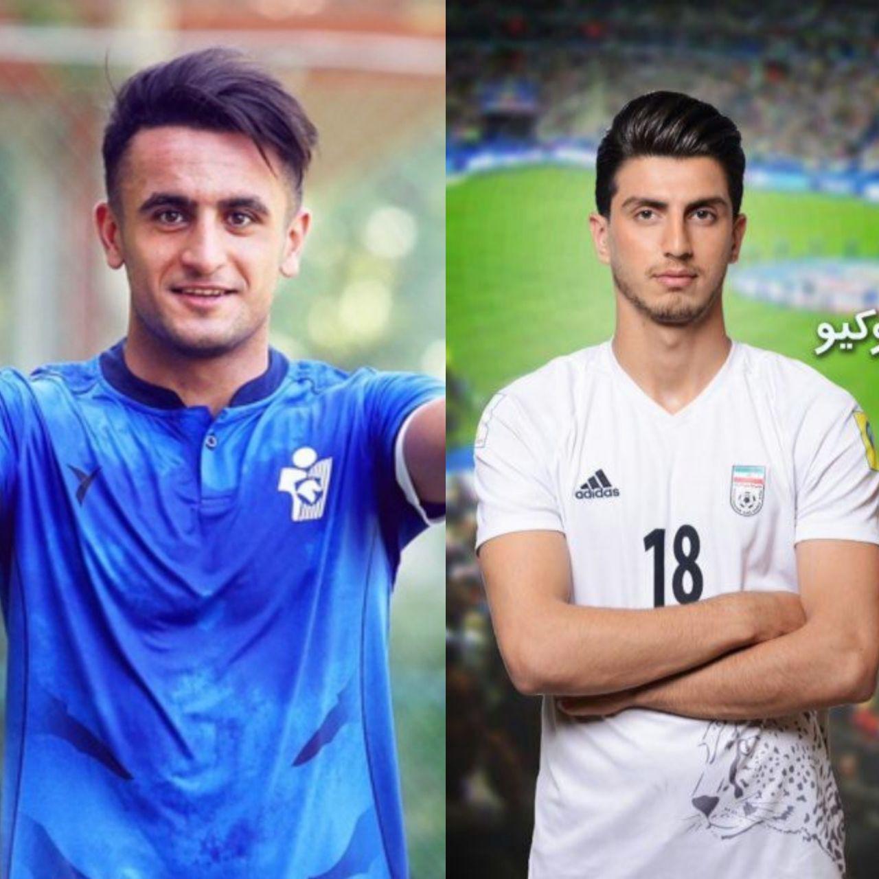 محمد آقا جانپور و ابوالفضل رزاق پور دو مازندرانی در لیست نهایی تیم ملی امید