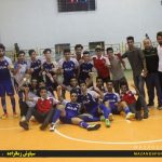 تیم فوتسال طاها تنکابن با کسب عنوان قهرمانی لیگ دسته اول امیدهای کشور به لیگ برتر امیدهای کشور صعود کرد