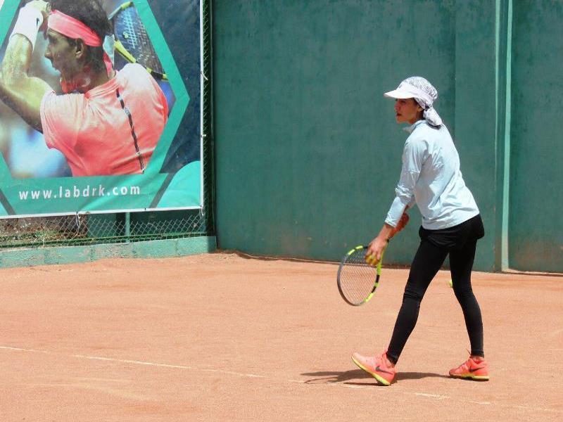 تنیسورهای مازندرانی فاتح مسابقات مناطق پنجگانه کشوری شدند