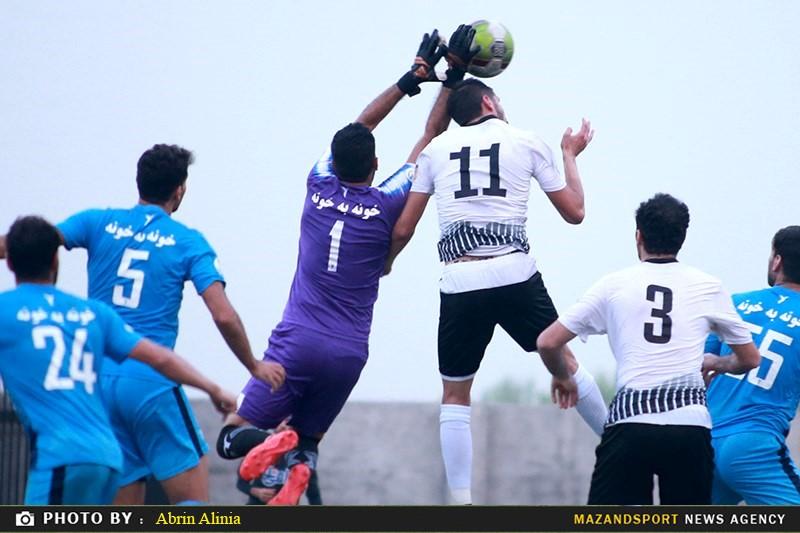 تصاویر صعود خونه به خونه در جام حذفی با گذر از شاهین بوشهر در ضربات پنالتی