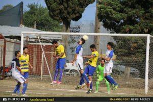 تصاویر دیدارکتالم و آمارد آمل در لیگ برتر مازندران جام کاسپین