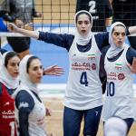 تیم ملی والیبال با درخشش سودابه باقرپور نایبقهرمان تورنمنت مجارستان شد
