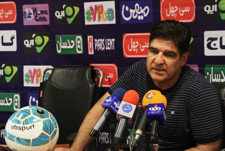 زمان و مکان کنفرانس خبری قبل  از بازی ستاره کاسپین بابل و ماشین سازی تبریز مشخص شد