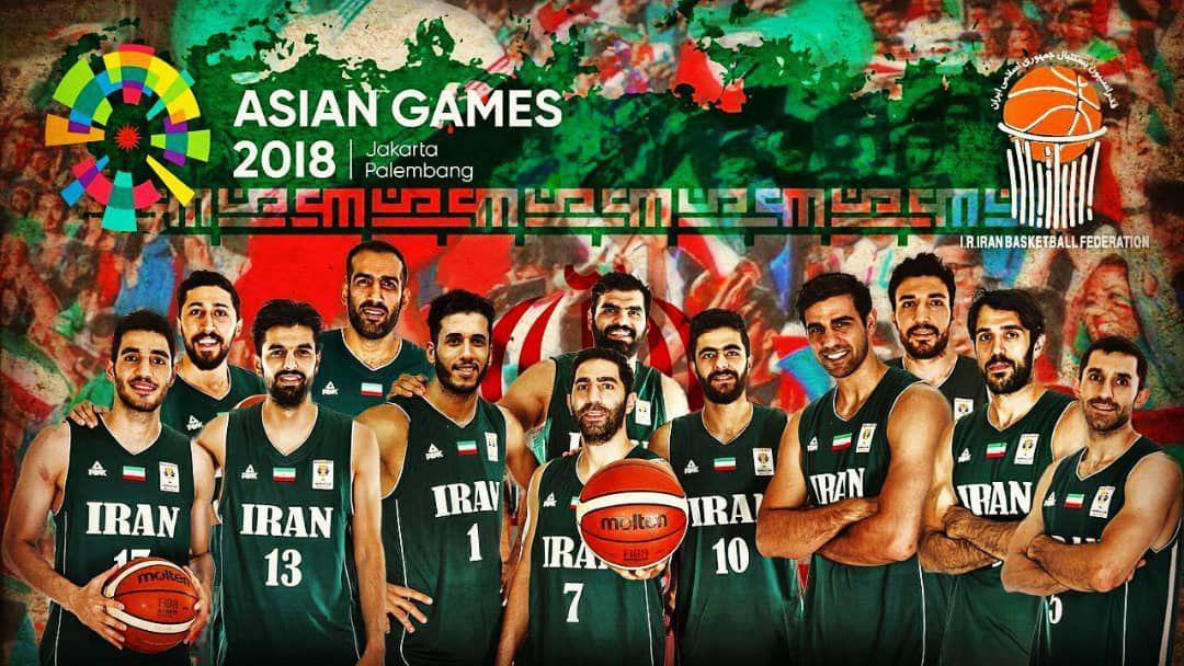 بسکتبال ایران از کره انتقام گرفت و فینالیست بازیهای آسیایی شد