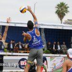 ایران با برتری برابر قزاقستان قهرمان مسابقات تور تک ستاره  والیبال ساحلی شد + تصاویر