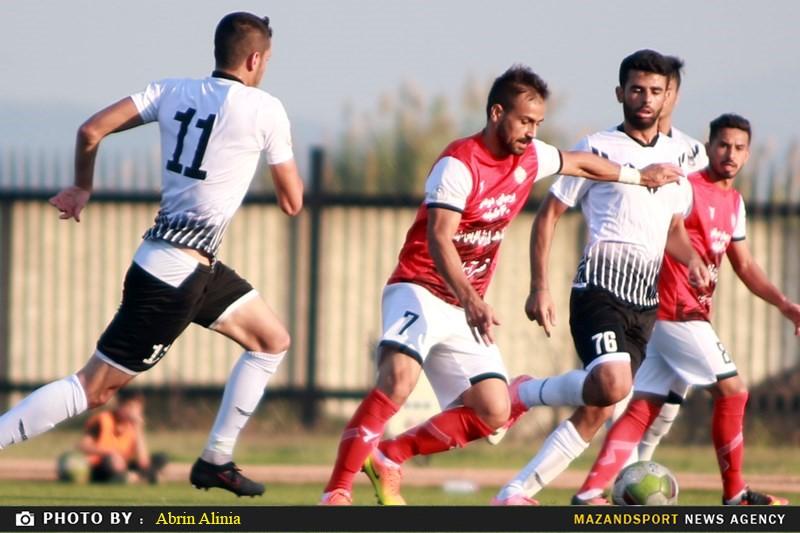 تداوم تلخی های فوتبال برای بابلی ها/ اکسین البرز یک  – خونه به خونه مازندران صفر