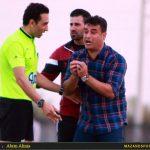 نظرمحمدی از سرمربیگری خونهبهخونه استعفا داد !