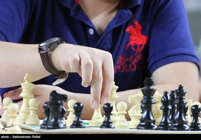 دور دوم مسابقات بین المللی شطرنج قائم کاپ آغاز شد