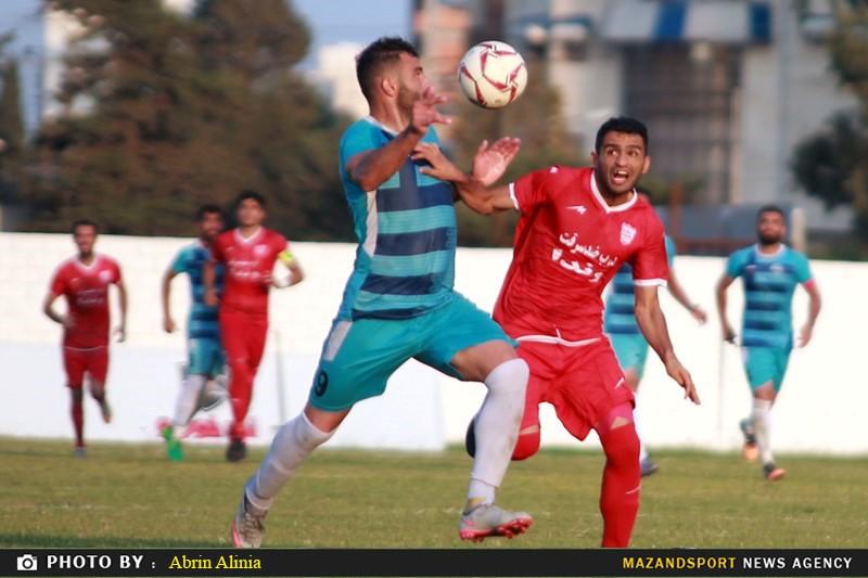 پیروزی دلچسب ساحل نشینان برابر مردان کویر/شهدای بابلسر ۲ مس شهر بابک ۰