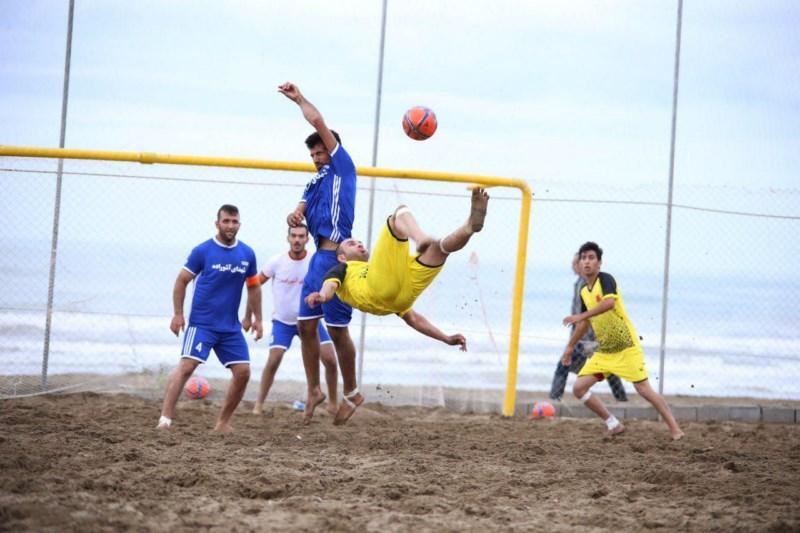 ناکامی مازندرانی ها در برابر بوشهری ها در هفته سوم لیگ برتر فوتبال ساحلی کشور