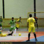 تصاویر دیدار پیام ۴۱امیرکلا و آریو ساری در لیگ برتر فوتسال مازندران
