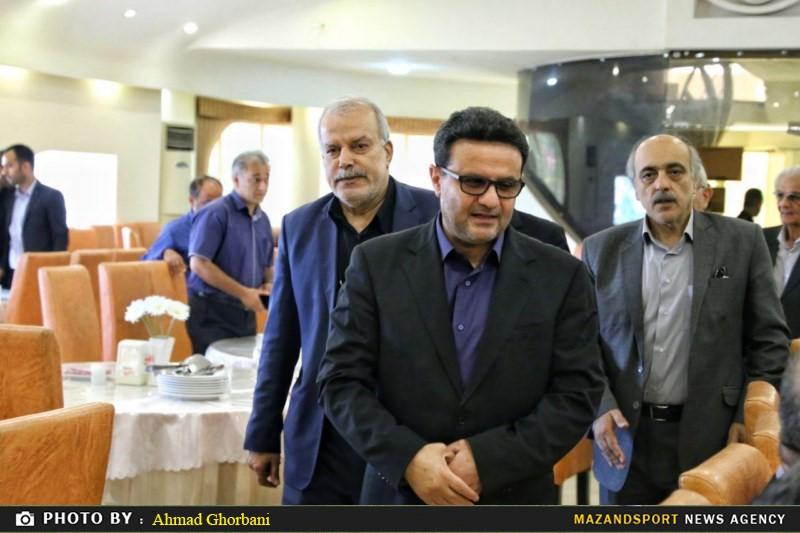 در مجمع عادی سالیانه هیات فوتبال مازندران در غیاب رئیس فدراسیون چه گذشت!؟