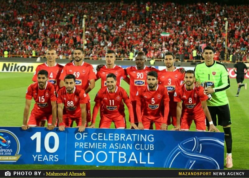 تصاویر بجا مانده از صعود تاریخی پرسپولیس به فینال لیگ قهرمانان آسیا