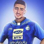 اللهیار صیادمنش بازیکن مازنی استقلال در بین ۶۰ استعداد برتر دنیا