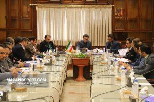 در دومین جلسه شورای توسعه ورزش همگانی مازندران در استانداری چه گذشت !؟ + تصاویر