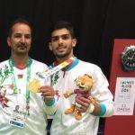 درخشش هوگوپوشان در روز چهارم المپیک جوانان/اشکوریان طلایی شد
