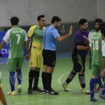 تصاویر لیگ برتر فوتسال مازندران /آریو ساری ۳ نگین سبز شیرگاه ۱