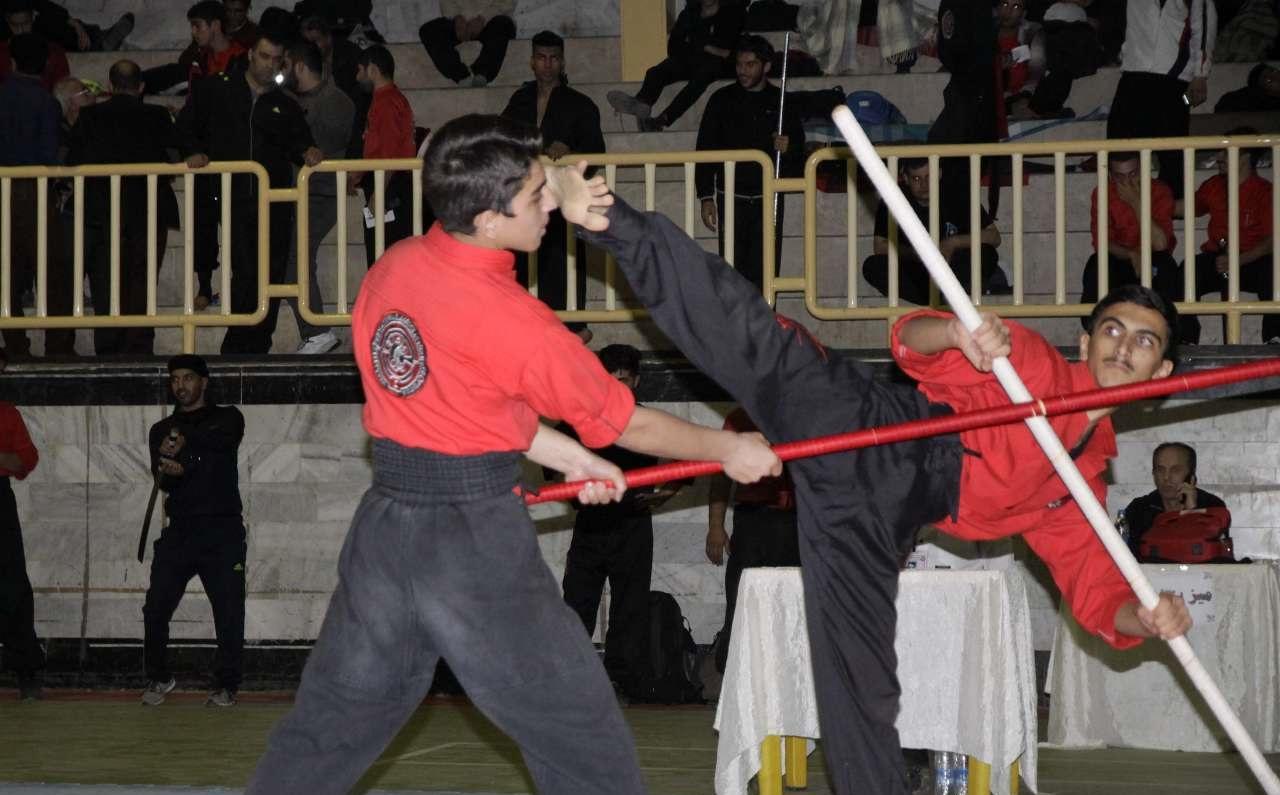 مازندران قهرمان مسابقات کونگ فوتوآ کشور شد