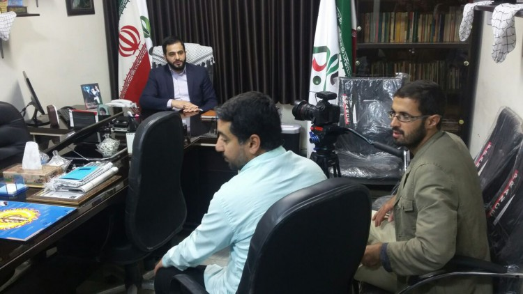 مراحل ساخت مستند شهید مُزد دستان شهید شاخص ورزشکار مازندران به پایان رسید
