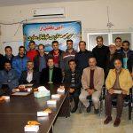 تجلیل سعید نجاریان از مدیران مدارس فوتبال شهرستان ساری + تصاویر