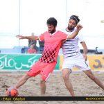 صعود تیم شهرداری فرح اباد به مسابقات فوتبال ساحلی زیرگروه کشور در فرح آباد / عکاس : عرفان غفوری
