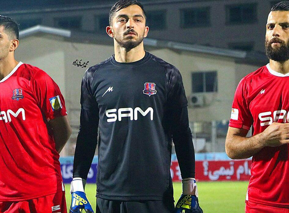 محمد امین رضایی: نکونام منطقی و با پشتکار و خوش فکر است/ امکانات فوتبال آمل ضعیف است !