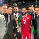 ایران با پیروزی مقابل روسیه قهرمان شد/ مرادی پدیده جوان جهان معرفی شد