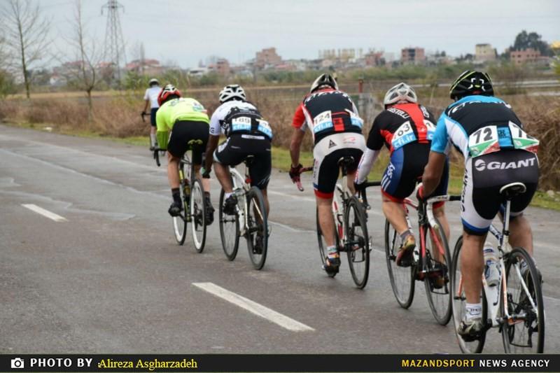 گزارش تصویری مسابقات انتخابی تیم ملی دوچرخه سواری پیشکسوتان