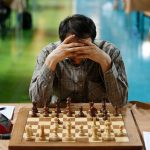 مسابقات بین المللی شطرنج قائم کاپ در قائمشهر آغاز شد