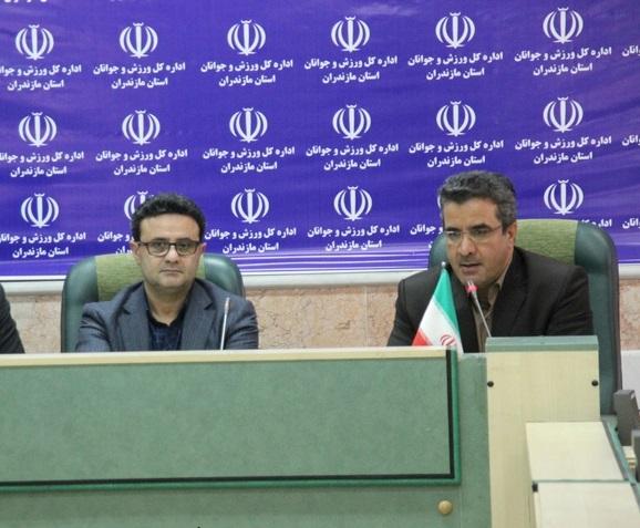 ورزش همگانی در مازندران متحول می شود/نخستین المپیاد ورزش های روستایی در مازندران
