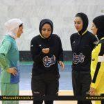 تصاویری از هیجان دختران مازندرانی برای حضور در مسابقات فوتسال