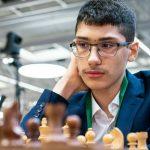 علیرضا فیروزجا ستاره ۱۵ ساله شطرنج ایران در جمع ۱۰۰ شطرنج باز برتر جهان