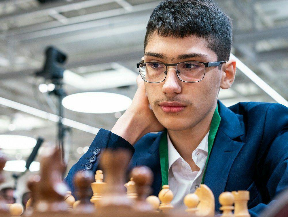 راهیابی فیروزجا به جمع ۳۲ بازیکن برتر جام جهانی شطرنج