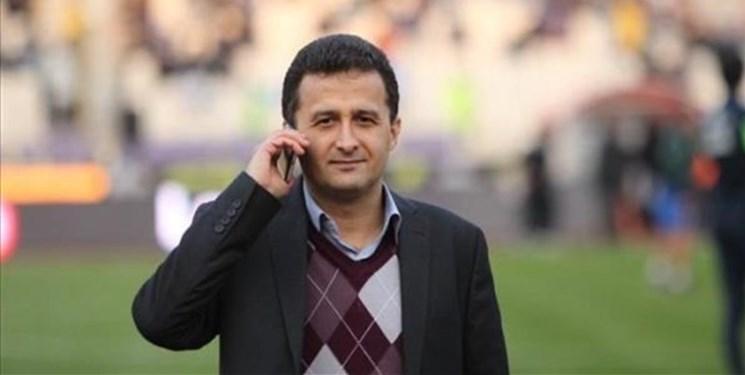 محمودزاده: نکونام میتواند قراردادش با پیکان را در کمیته تعیین وضعیت پیگیری کند